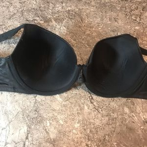Cacique Intimates & Sleepwear - Cacique Black Lightly Lined T-Shirt Bra 44B